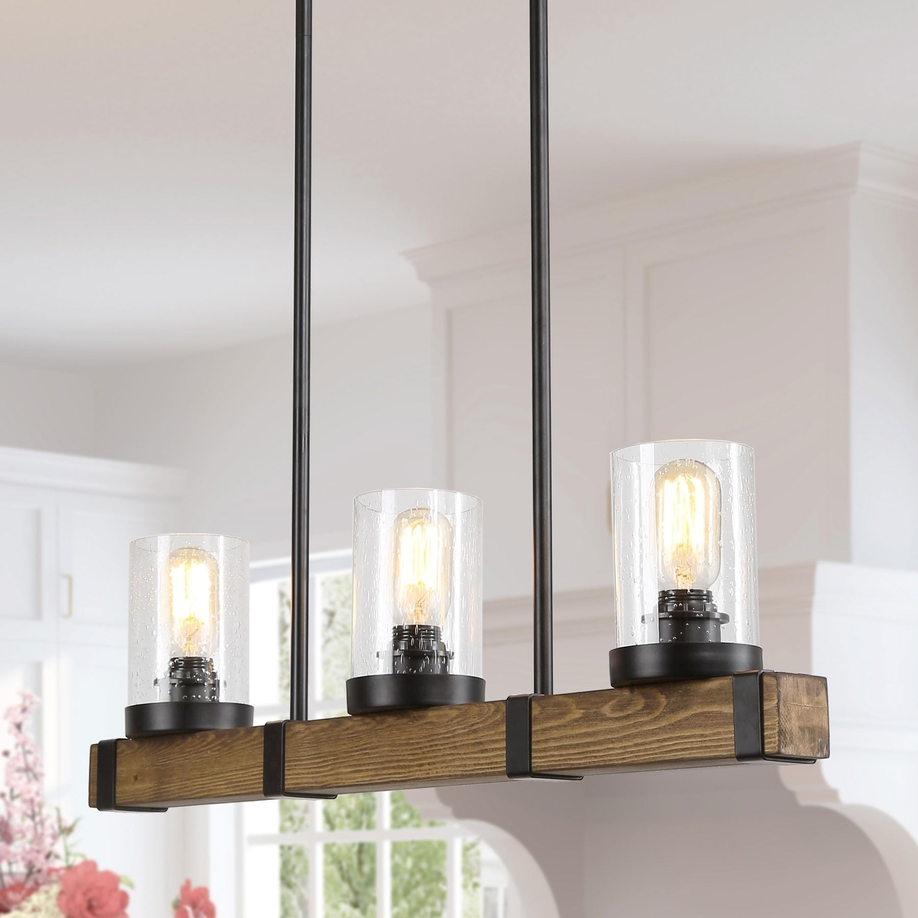 Shop The Gray Barn Heavenly Winds Modern Pendant Lighting With 3 Lights Hanging Lighting Fixture N A Overstock 29346601