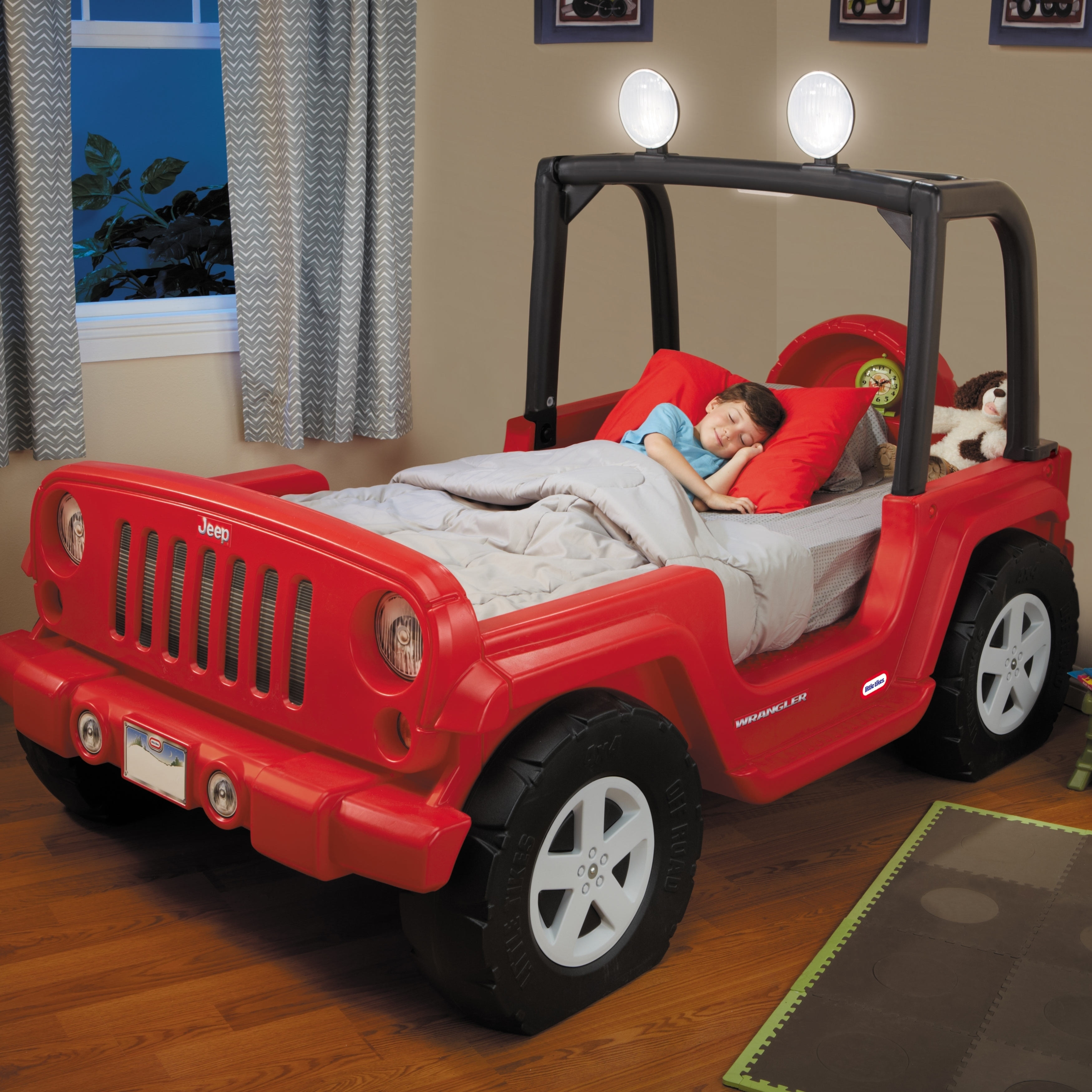 Jeep Wrangler Toddler To Twin Bed Overstock 29769067