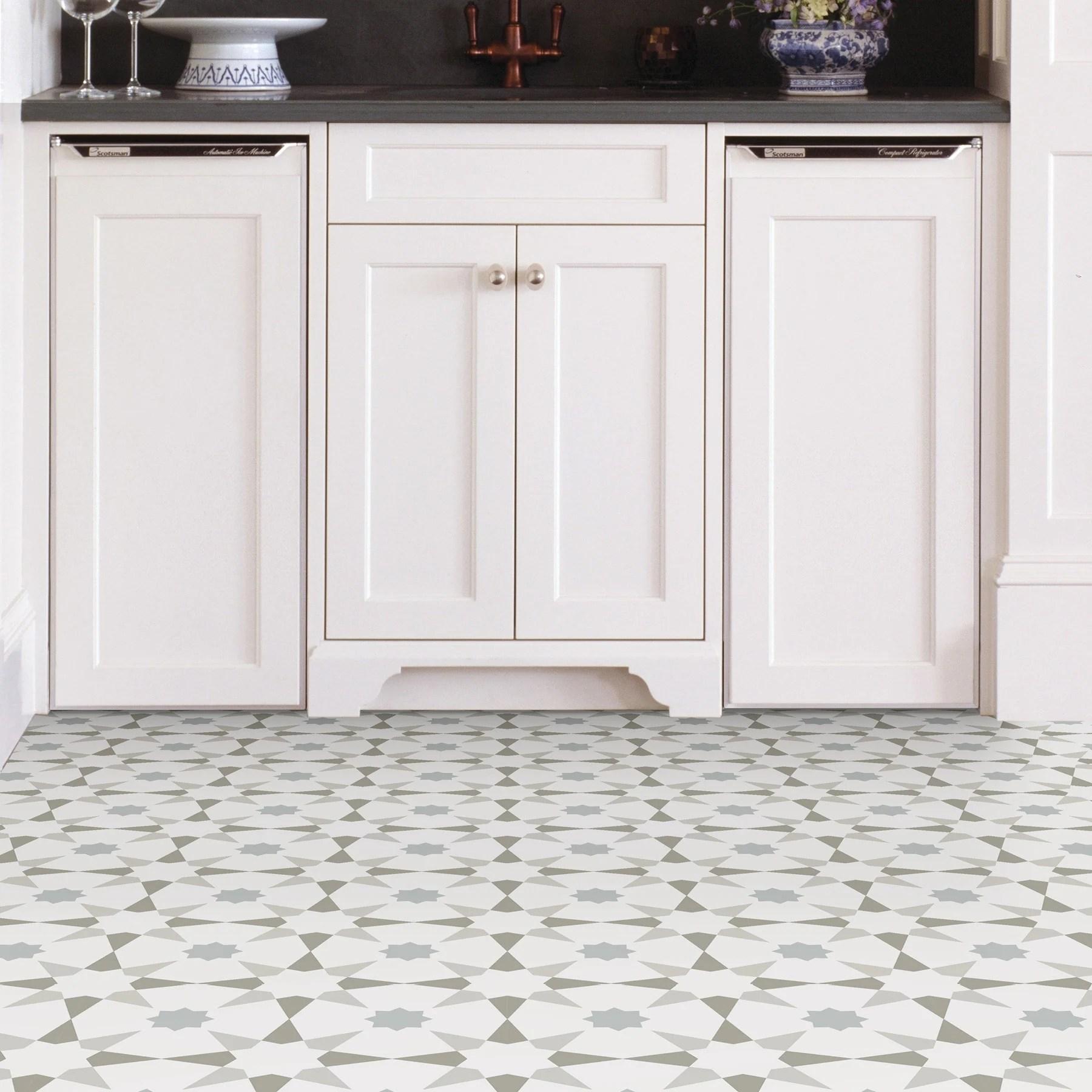 Shop Garfield Peel Stick Stellar Floor Tiles Overstock 30290814
