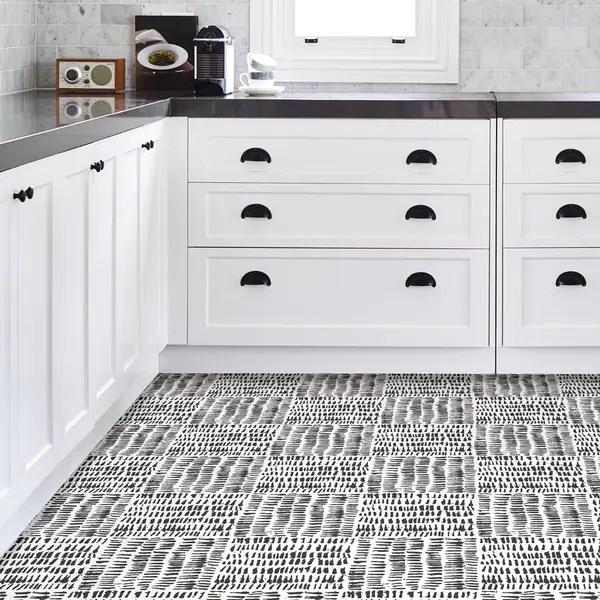 Shop Fillmore Peel Stick Noleby Floor Tiles Overstock 30290822