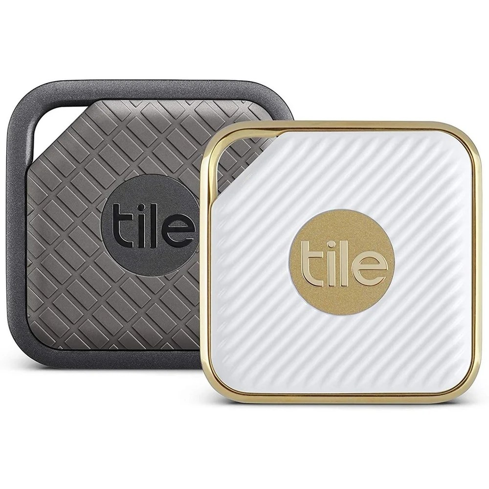 tile 2combo pack key and phone finder 1 tile sport and 1 tile style