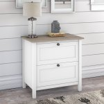 Mayfield 2 Drawer Lateral File Cabinet By Bush Furniture