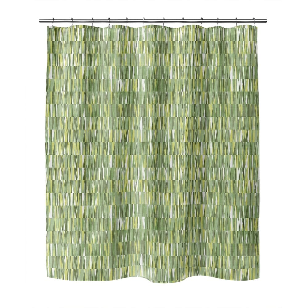 green shower curtains find great