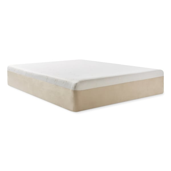 Comfort Dreams Select A Firmness 14 Inch Queen Size Memory Foam Mattress Free Shipping Today 11514726