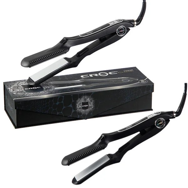 Turboion Croc Classic 450 Regular 15 Inch Flat Iron