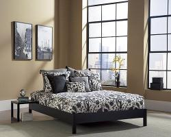 Murray Full Size Platform Bed 12331696 Overstock Com