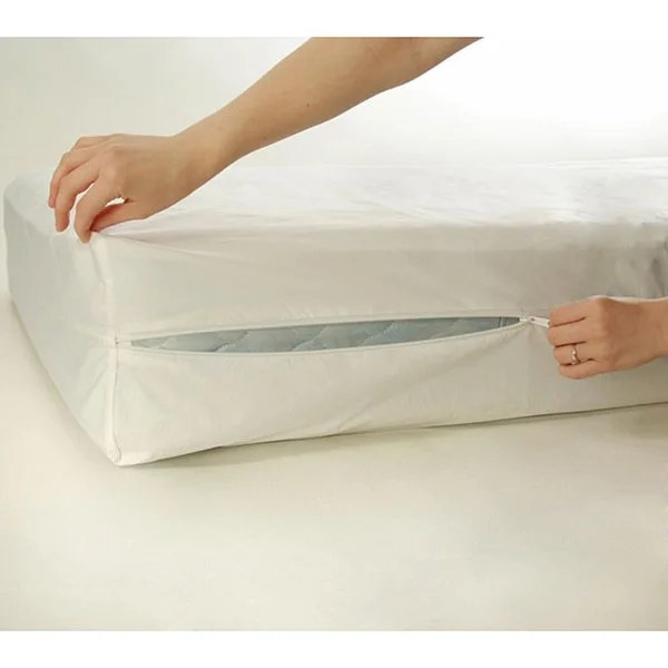 Bed Bug And Dust Mite Proof Twin Xl Size Mattress Protector