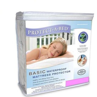 Protect A Bed Basic Waterproof Mattress Protector
