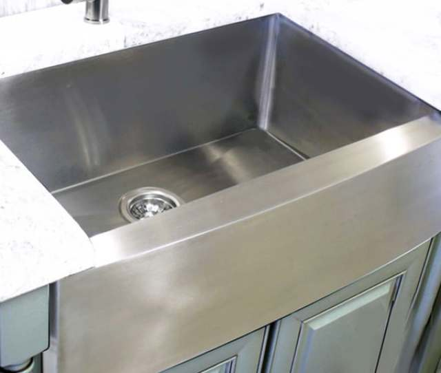 Stainless Steel  Inch Farmhouse Apron Sink
