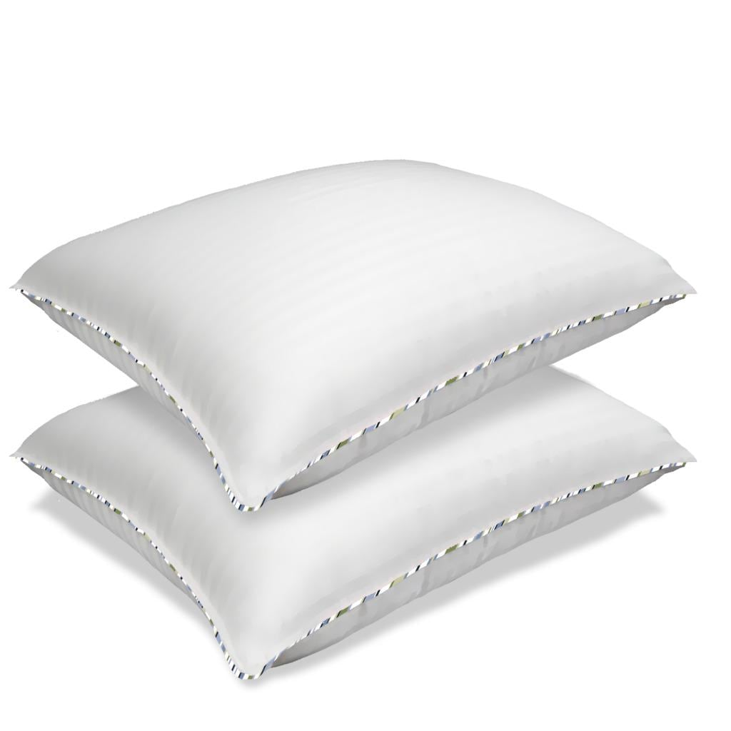https www overstock com bedding bath nautica 233 thread count corded bed pillows set of 2 5521076 product html