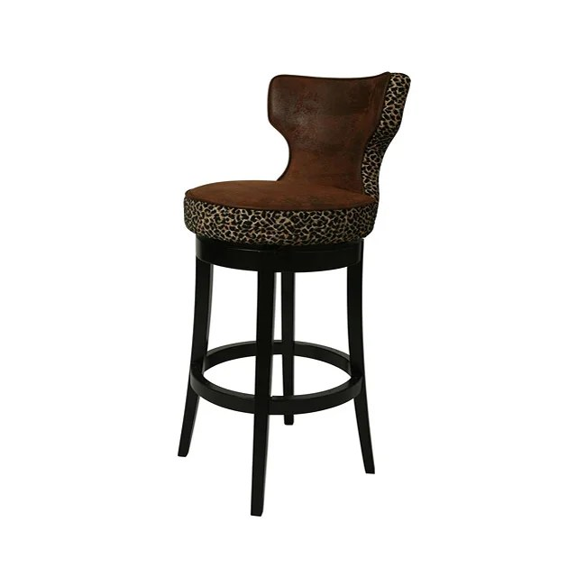 Tremendous Counter Height Bar Stools Black Leather Look 39 Inch High Machost Co Dining Chair Design Ideas Machostcouk