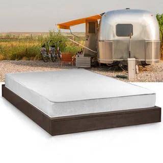 Select Luxury Home Rv 8 Inch King Size Memory Foam Mattress
