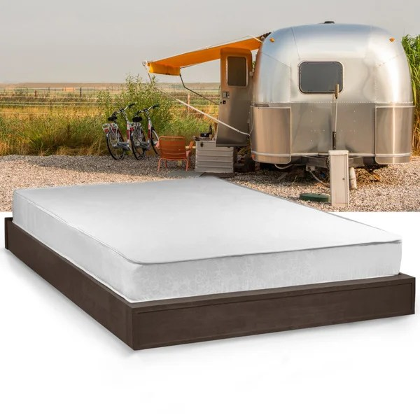 Select Luxury Home Rv 8 Inch Queen Size Memory Foam Mattress