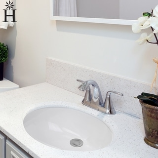 undermount bathroom sinks for less | overstock