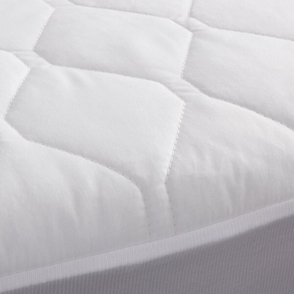 Beautyrest Full Size Heated Electric Mattress Pad Free Shipping Today 13593298