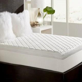 Reversible Pillow Top 12 Inch Twin Size Memory Foam Mattress