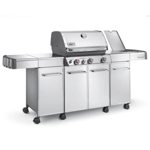 Weber Summit Natural Gas Grill Center
