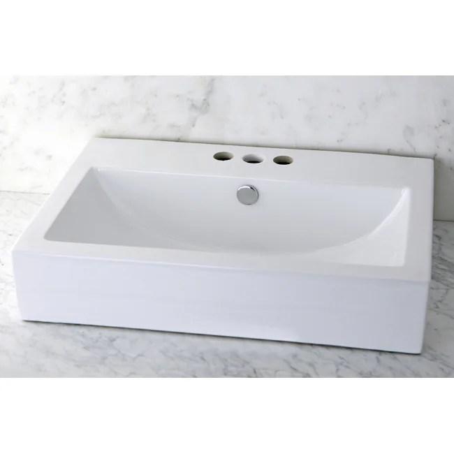 buy three holes vessel bathroom sinks