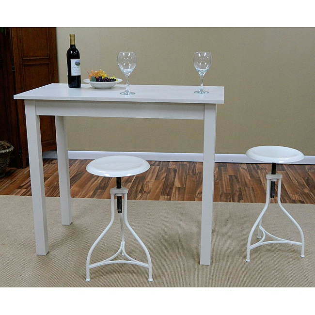 Pavina Pub Bar Table Provides Extra Counter Space Small Kitchen