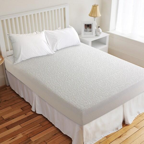 Splendorest Theragel 10 Inch Full Size Gel Memory Foam Mattress In A
