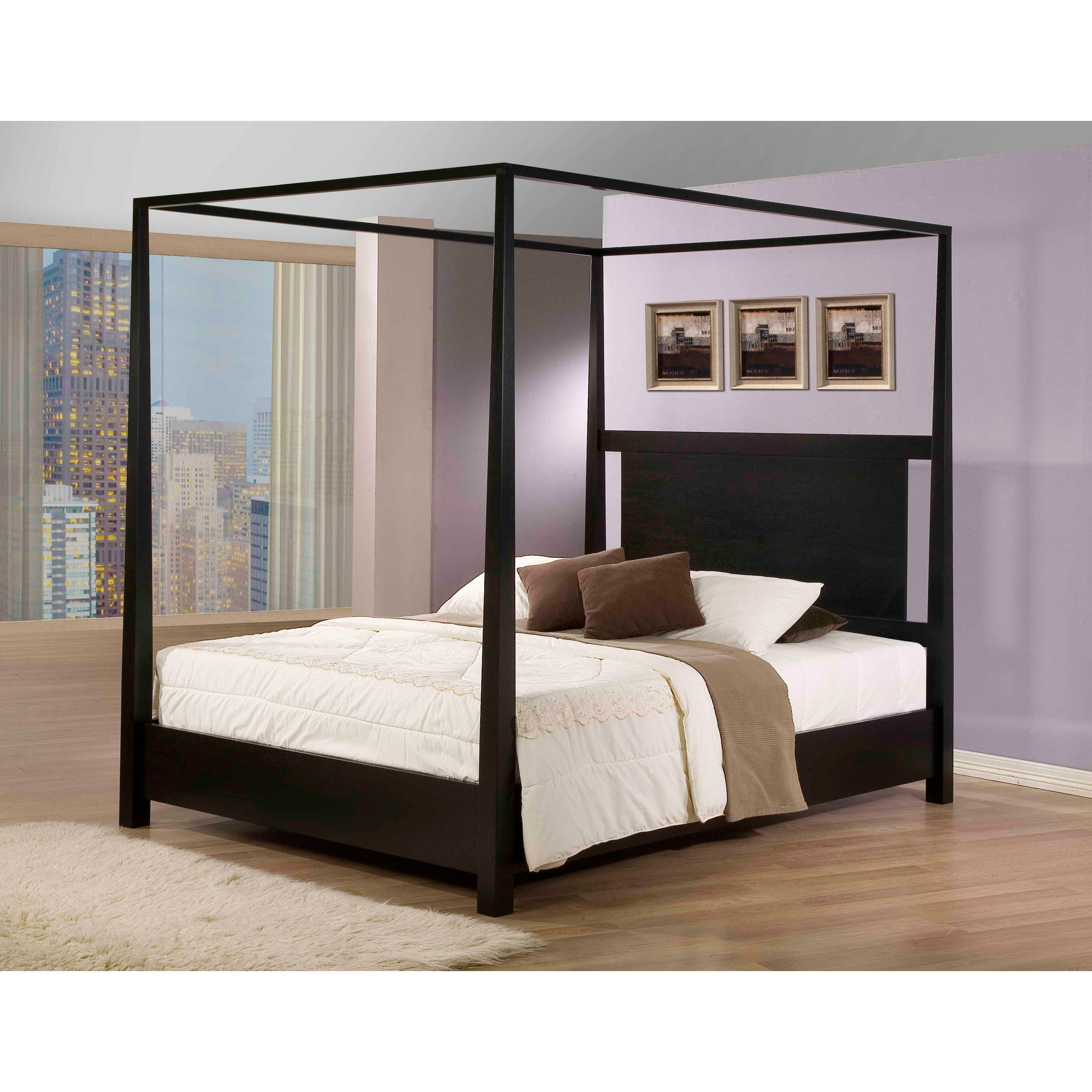 Shop Napa Canopy King Bed
