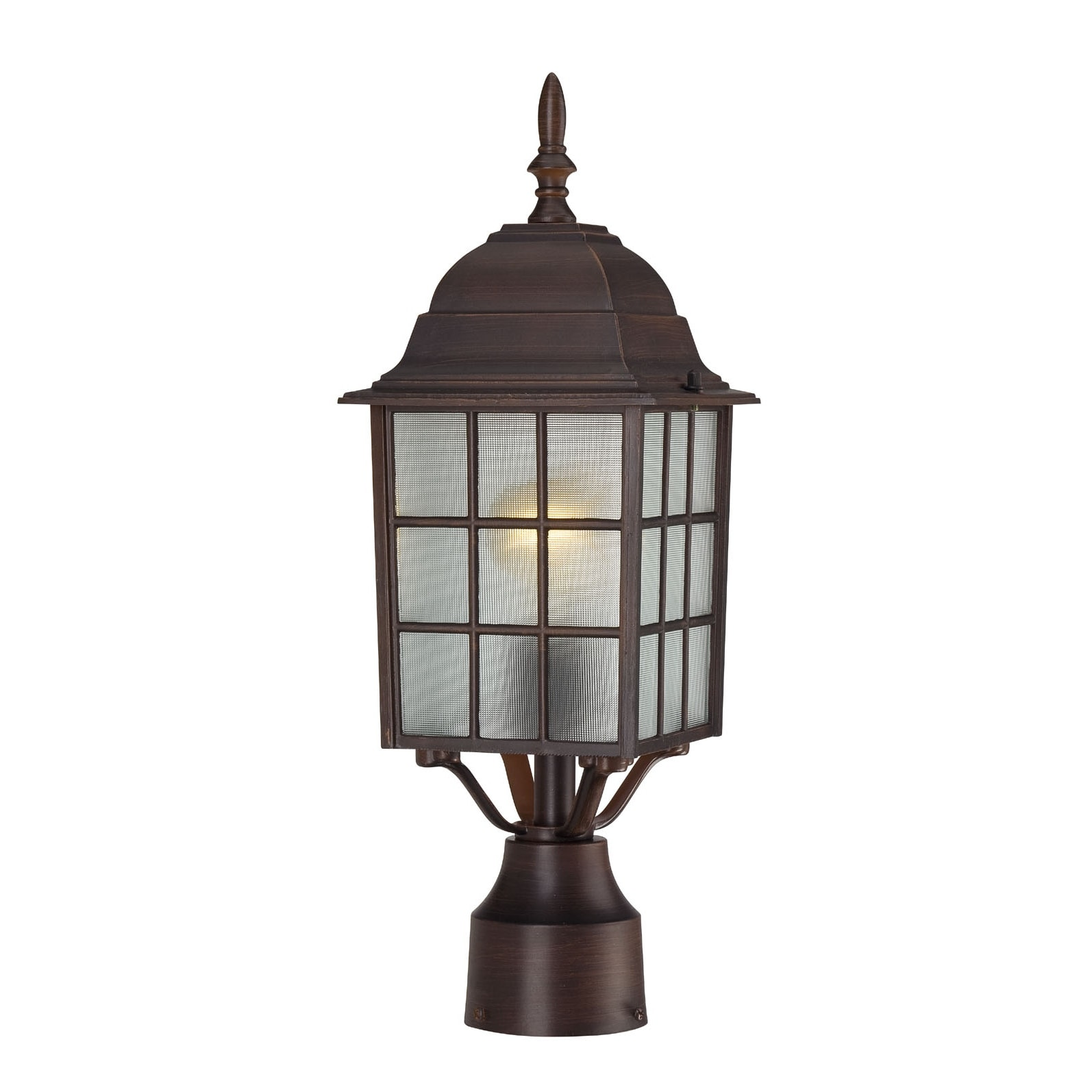 Rustic Outdoor Lighting Lantern