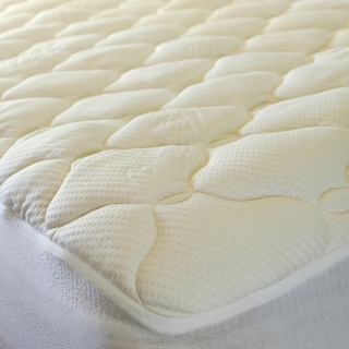 Cool Touch Top Rayon From Bamboo Ultra Plush Mattress Topper Free Shipping Today 14791017