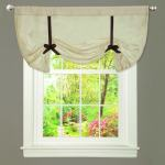Shop Black Friday Deals On Lush Decor Lydia Beige Valance 42x28 Overstock 7356928