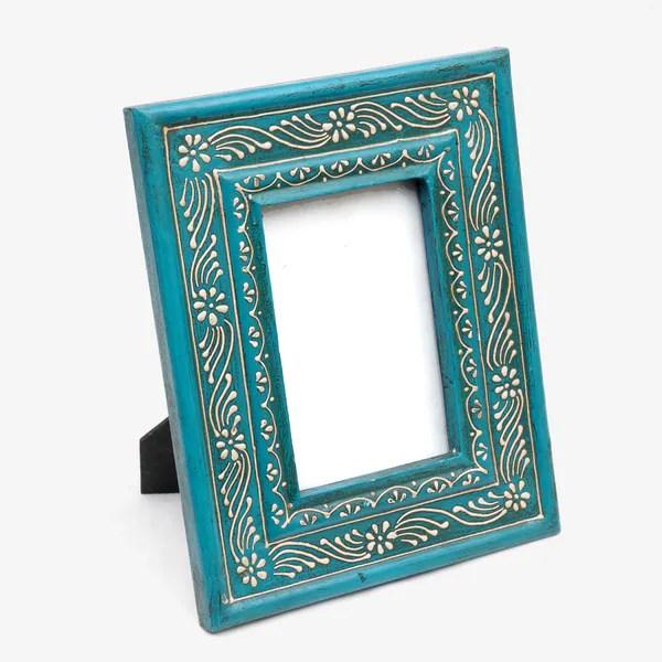 Light-Blue-Mango-Wood-Photo-Frame-India-0eb2c521-496c-4140-ae7a ...