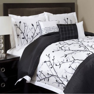 Shop Lush Decor Tree Branch 6 Piece Comforter Set Free Shipping Today 7605056
