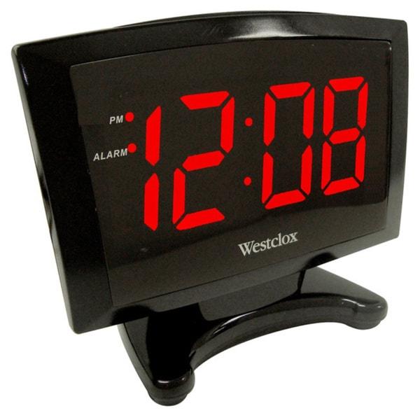 Digital Display Alarm Clock