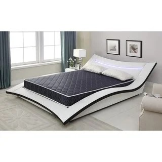 6 Inch Foam Mattress Covered In A Waterproof Fabric