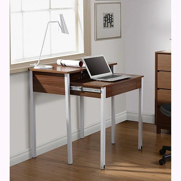 Modern Design Space Saving Retractable Student Desk Free
