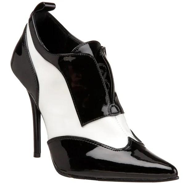 Black High Heels Wide Width