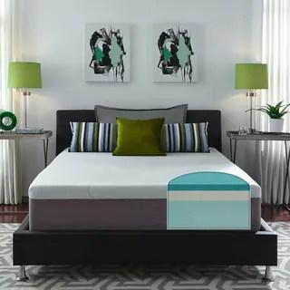 Slumber Solutions Choose Your Comfort 14 Inch Queen Size Gel Memory Foam Mattress