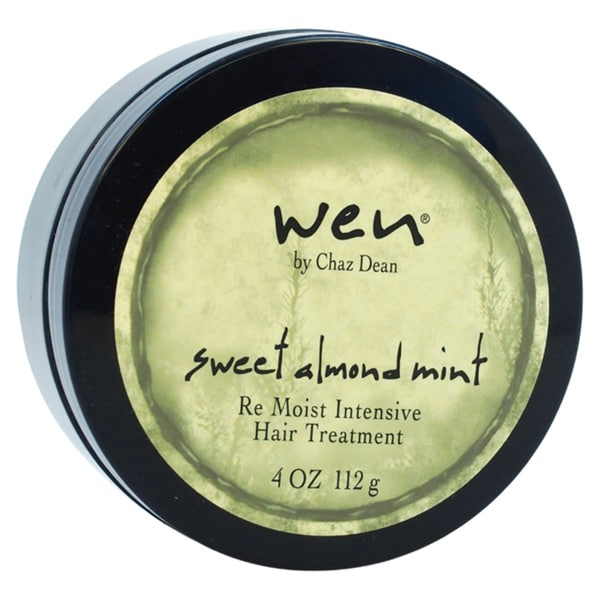 Shop Wen Sweet Almond Mint Re Moist Intensive 4 Ounce