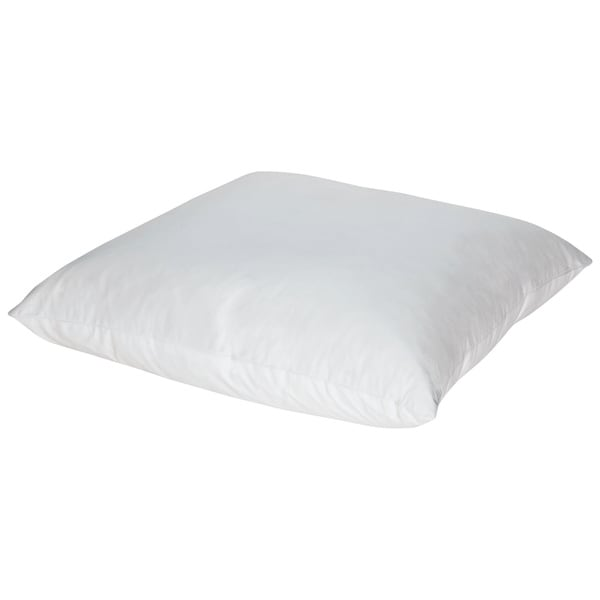 down decorator square throw pillow