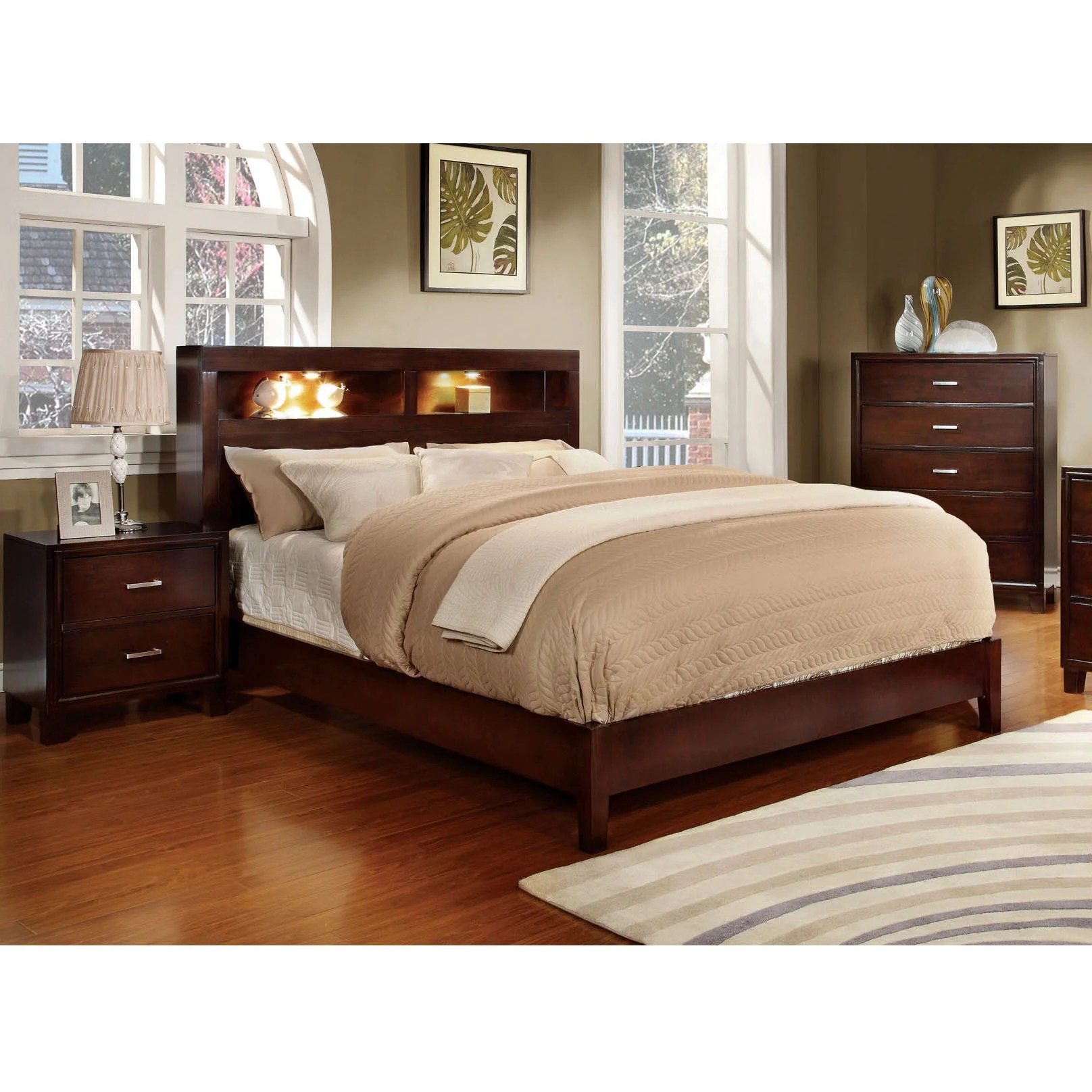 Buy Cherry Finish Bedroom Sets Online At Overstock Our