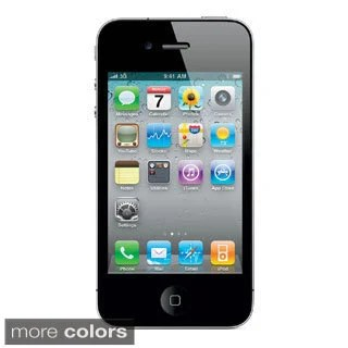 Shop Apple Iphone 4 8gb Verizon Cdma Cell Phone