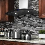 Shop Black Friday Deals On Akdy Rh0069 30 Europe Stainless Steel Wall Mount Range Hood Stove Vent Touch Control Silver Overstock 9613798