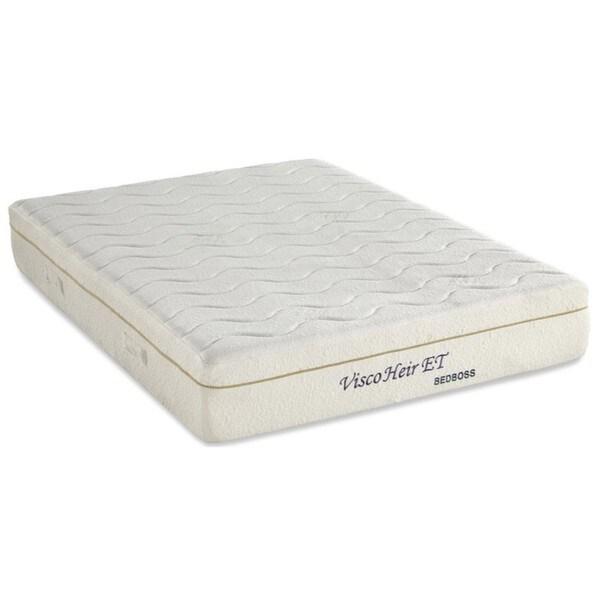 Bed Boss Visco Heir Et 11 Inch Queen Size Memory Foam Mattress