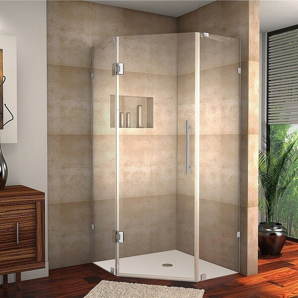 34 Neo Angle Shower Enclosure