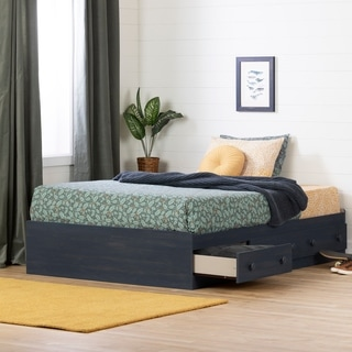 South S Summer Breeze Full Mates Bed With Three Drawers
