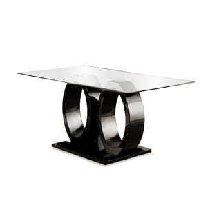 Buy Glass Kitchen Amp Dining Room Tables Online At Overstock