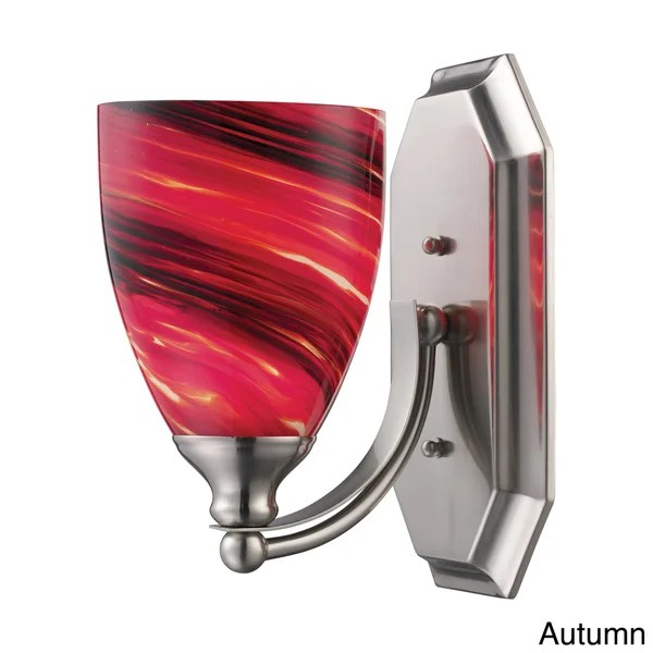Celina Nickel 1-light Vanity