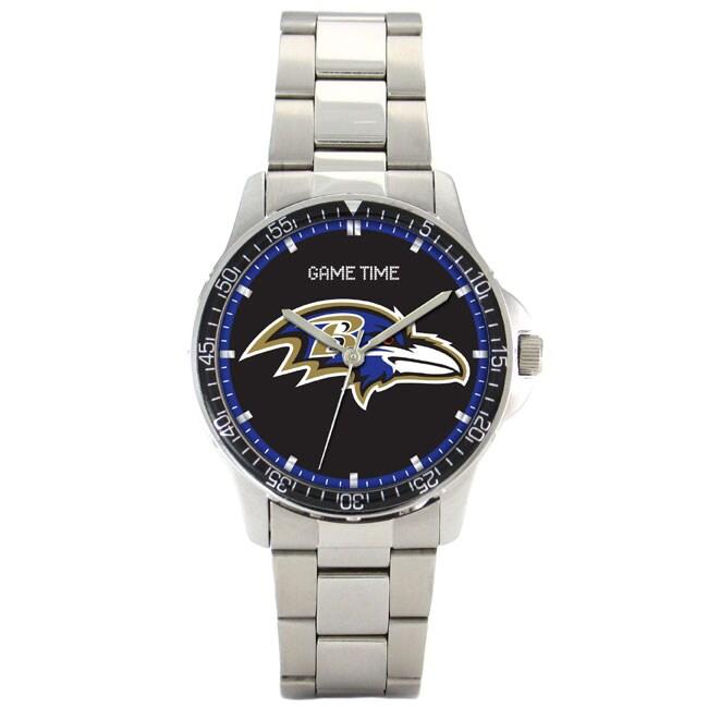 Baltimore Ravens NFL Mens Coach Watch 10853204