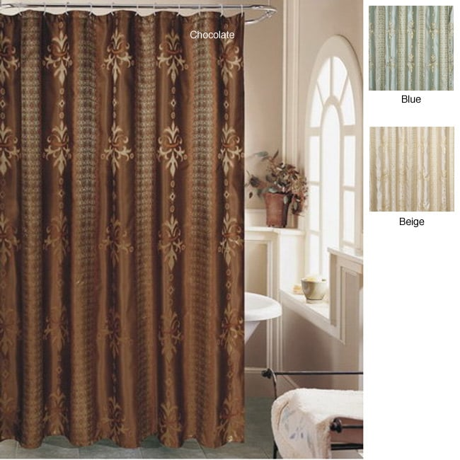 Fleur De Lis Shower Curtain Free Shipping On Orders Over 45 12134102