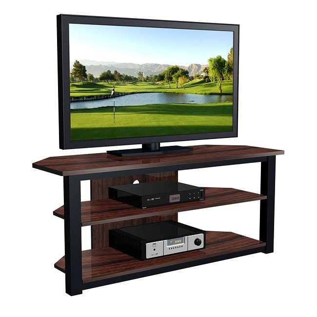 EXP Entertainment 55 Inch Flat Panel TV Stand Free