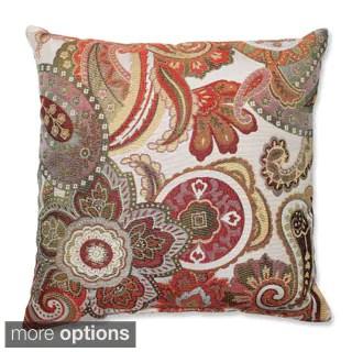 Modern Paisley Pillows Decorative Throw Zazzle