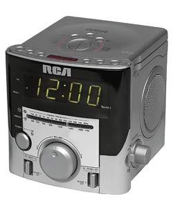 Rca Rp3761 Cd Radio Alarm Clock